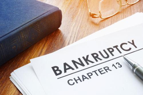 Capítulo 13 de bancarrota