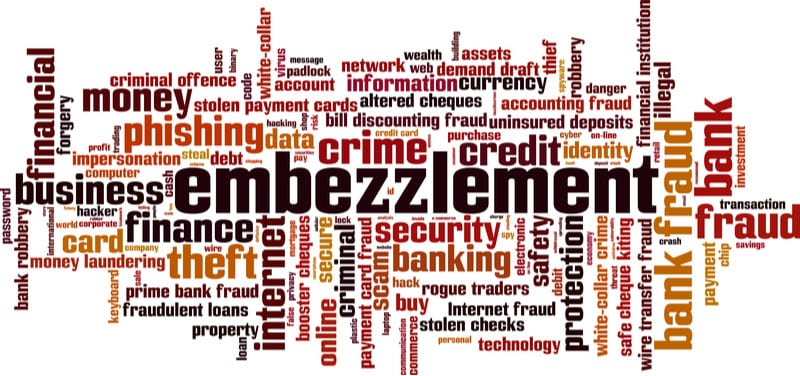 Embezzlement and Bankruptcy